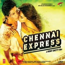 Chennai Express Shah Rukh Khan and Deepika Padukone Movie 2013