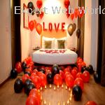 Yaariyan Balloon Decoration