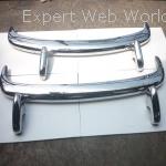 Volkswagen Type 3 Stainless Steel Bumper 1963