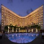 Top 10 hotels for online booking in New Delhi.