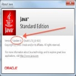 Java versions