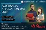 Australia Application Day