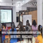 canvas painting class in rajouri garden