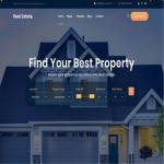 Real Estate website Logo Design and Branding Services