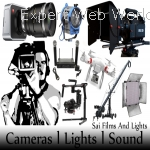 Sai Films & Lights Equipments On Rent, Hire Camera, Lights, Sound