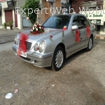 Mercedes Wedding Cars on rent in Punjab