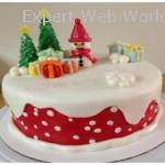 Send online  Strawberry Cakes in Chandigarh