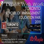 Study in Canada - Free Education Fair in Dwarka