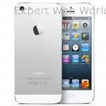 Apple iPhone 5 16GB White Silver Unlocked. $300