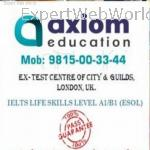 Ielts life skills esol  a1 test centre in punjab