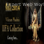 Vikram Phadnis IIFA 2014 Collection ShiboriFashion