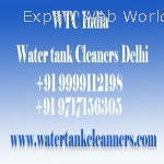 Water Tank Cleaning Services in Delhi NCR Services